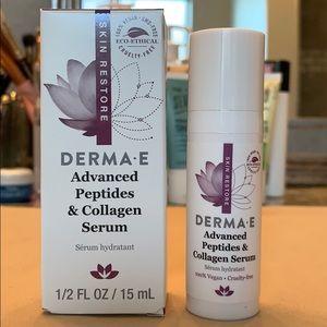 Nib Derma E advanced peptides & collagen serum